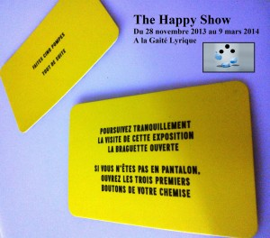 The Happy Show, mission