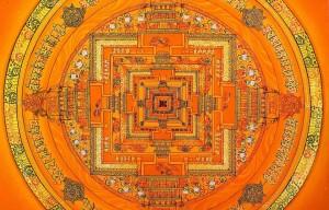 Ce Mandala est magnifique