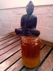 Zen : Exercice du pot de miel